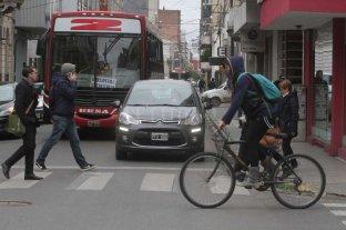 """""""Debemos empezar a desalentar el ingreso de autos al centro"""""""