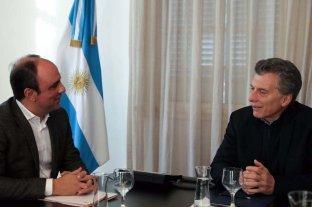 Macri abordó con Corral temas clave para Santa Fe