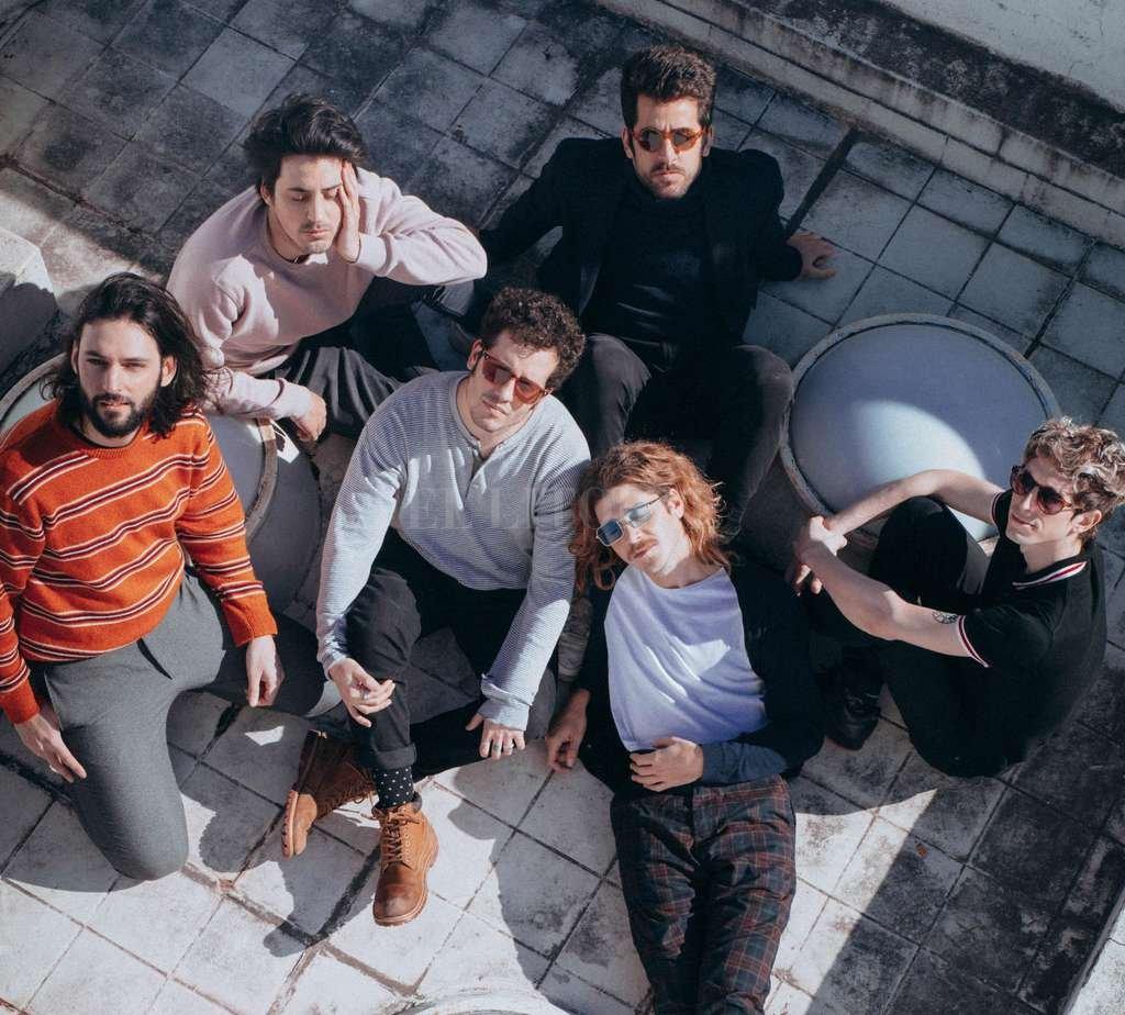 La banda surgió como un grupo de hermanos y compañeros de colegio, que se fueron poniendo serios con el tiempo. <strong>Foto:</strong> Gentileza Leandro Frutos