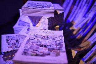 La historia de El Litoral, en un libro imperdible