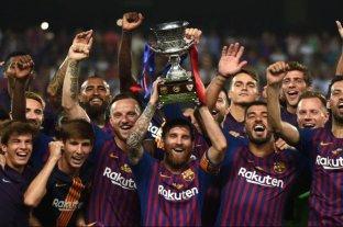 Nuevo título para Messi que ya es el más ganador de la historia del Barcelona