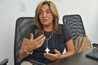"""Silvina Frana: """"La ruta 11 tiene que ser un camino seguro para los santafesinos"""""""