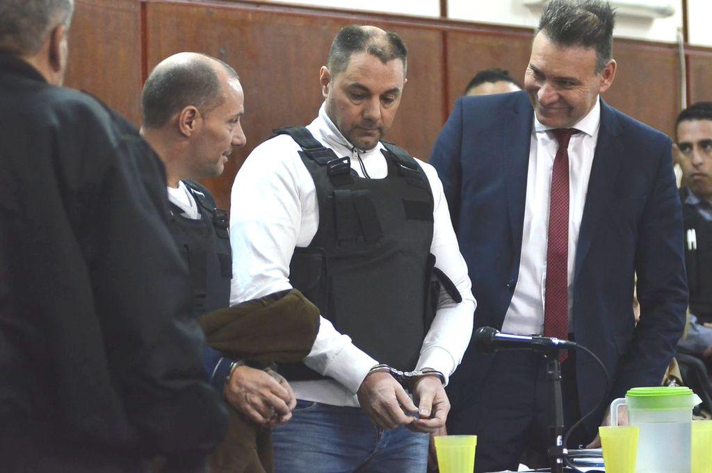 Triple fuga: declaró Martín Lanatta y se suspendió la audiencia. <strong>Foto:</strong> Internet