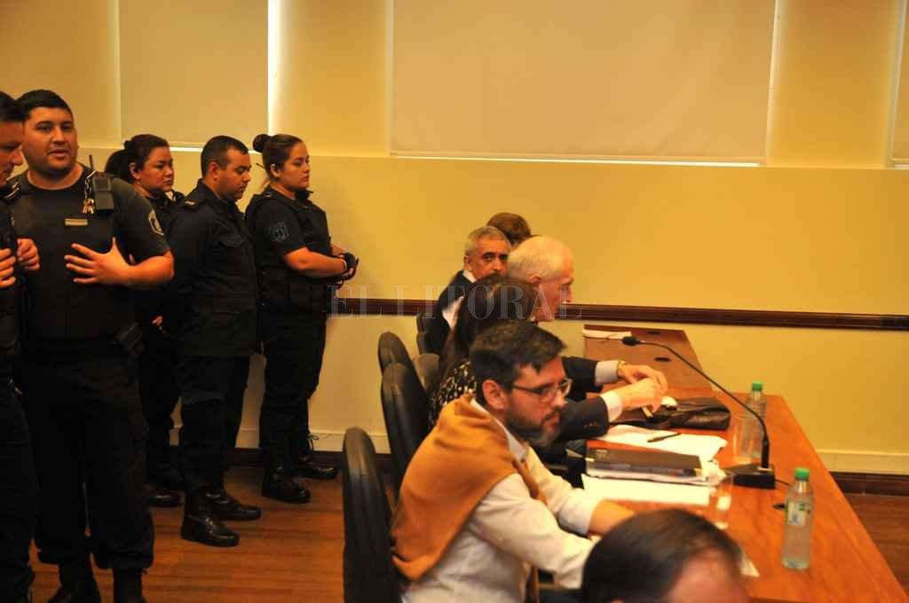 El comienzo del segundo juicio estaba previsto para este lunes a las 10, pero se postergó para el martes, a las 14. Crédito: Guillermo Di Salvatore