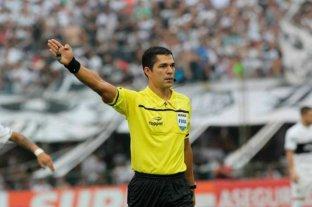 Cambio de árbitro para  el partido de Colón ante San Pablo