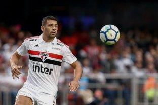 San Pablo se queda sin su delantero central para la vuelta con Colón