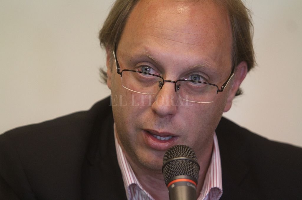 Gonzalo Saglione, ministro de Economía de la provincia. <strong>Foto:</strong> Archivo El Litoral / Guillermo Di Salvatore