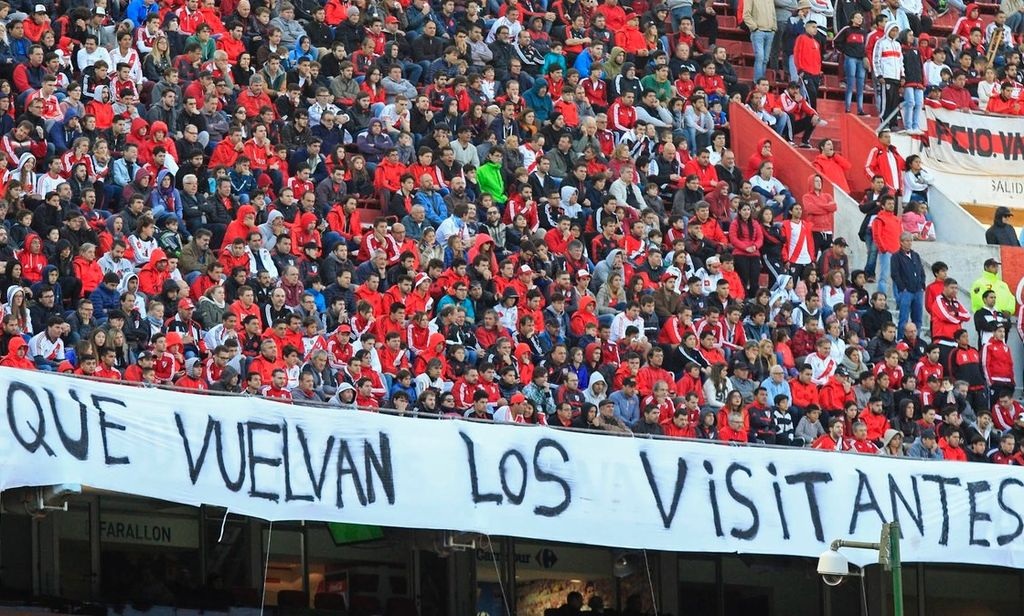 Habrá nuevamente visitantes en la Superliga