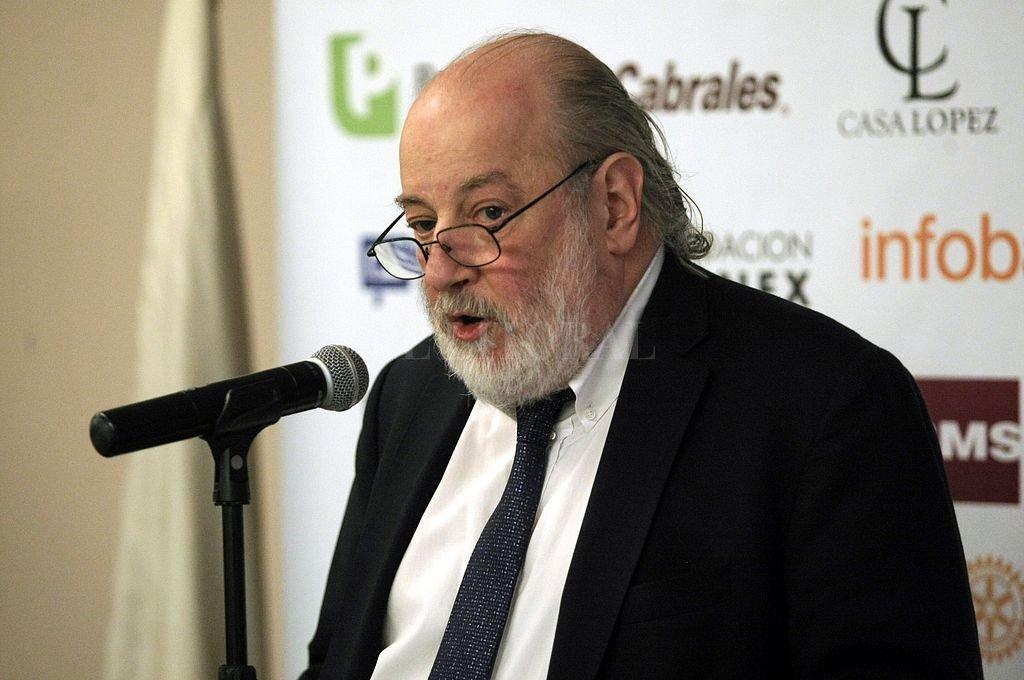 Juez Claudio Bonadío. Crédito: Archivo El Litoral