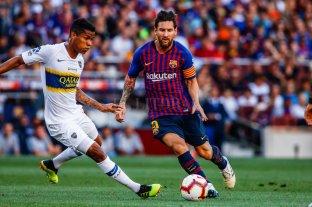 Barcelona goleó a Boca