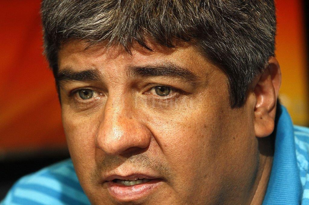 Pablo Moyano. <strong>Foto:</strong> Archivo El Litoral