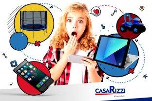 Encontrá los mejores regalos para niños en Casa Rizzi