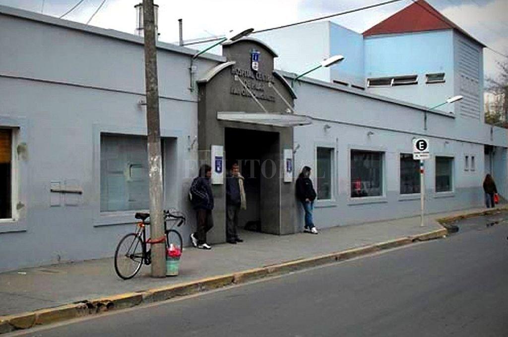 Hospital Sanguinetti de Pilar. Crédito: Captura digital
