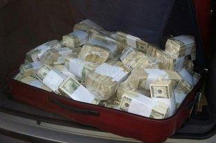Recibieron 550 llamadas por la recompensa ofrecida por el dinero de las coimas