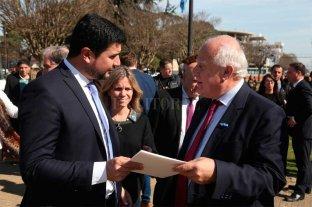 Marcos Cleri pidió a Miguel Lifschitz que haga cumplir la ley provincial de desarrollo ferroviario