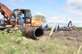 Causa Cuadernos: la Nación ordenó paralizar las obras en el gasoducto regional GNEA