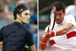 Federer y Djokovic juegan este domingo la final de Cincinnati