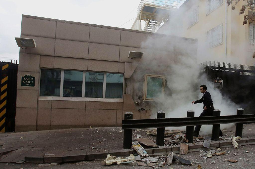 Pence advierte a Turquía sobre probar determinación de Trump en caso Brunson
