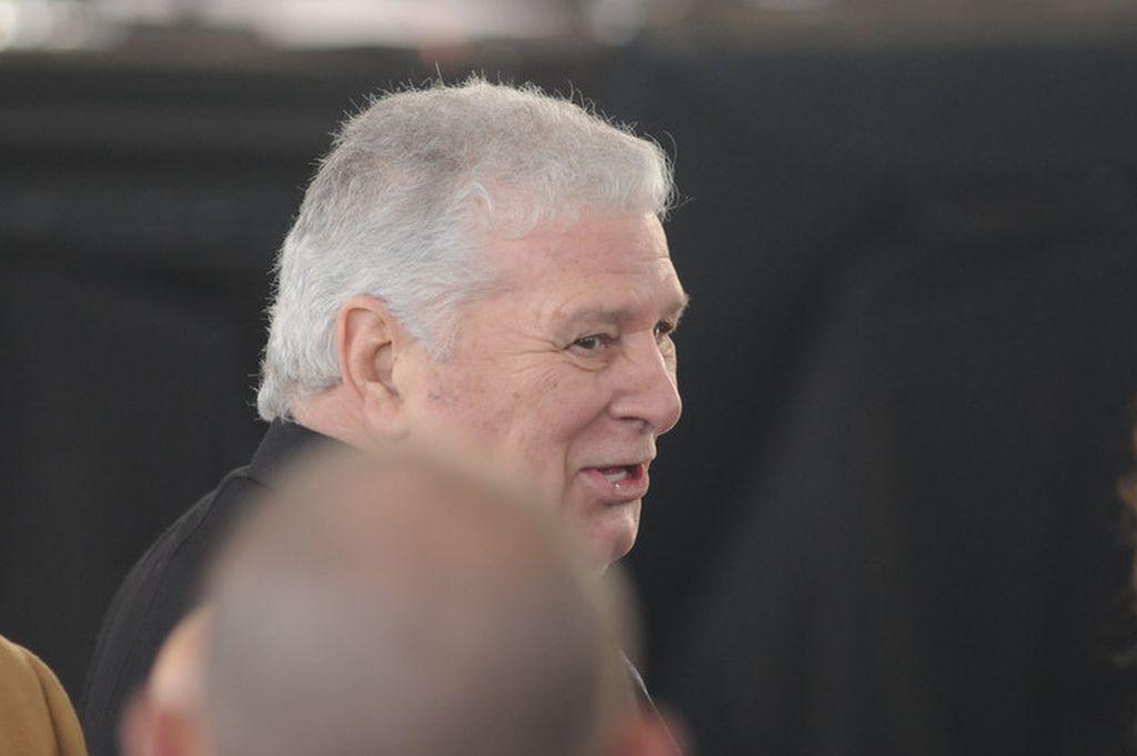 Néstor Otero. El empresario controla varias terminales en el país. <strong>Foto:</strong> Clarín