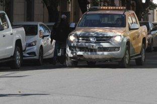"""Comenzaron a sacar a los """"trapitos"""" en zonas de estacionamiento medido"""
