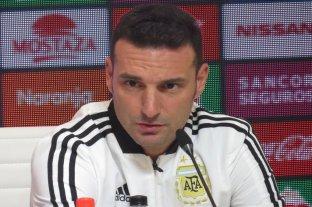 """Scaloni sobre Messi y la Selección: """"Ya veremos en el futuro"""""""