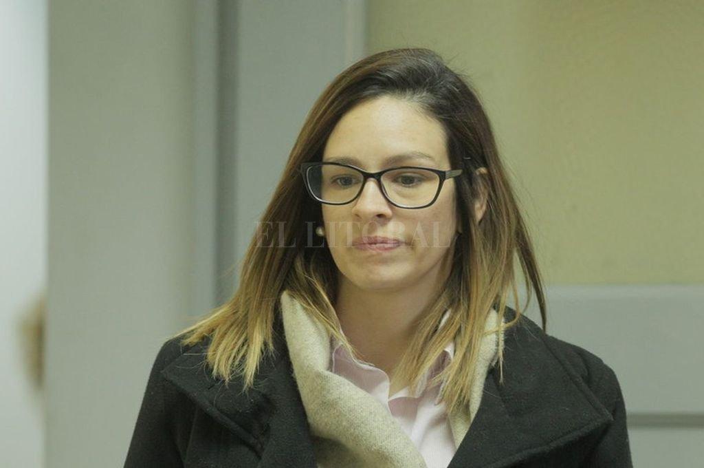 Al igual que las otras jornadas del debate, Silva lució impecable en el banquillo de los acusados. <strong>Foto:</strong> Archivo