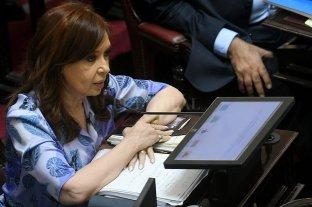 CFK pidió al Senado que autorice allanamientos pero que no filmen, fotografíen, rompan ni se roben nada