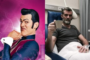 "Murió el actor que interpetó a Robbie Rotten en ""Lazy Town"""