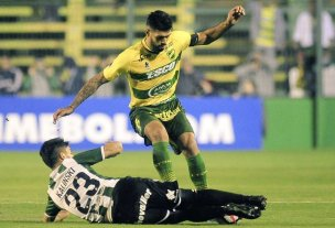 Defensa y Banfield igualaron en la ida 0 a 0