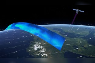 Lanzan un satélite que estudiará los vientos para mejorar las previsiones meteorológicas