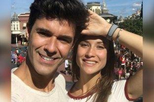 Mariano Martínez se casa con su novia santafesina