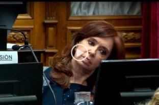 En Vivo: senadores votan el pedido de allanamientos para Cristina Kirchner