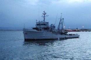 Un buque heroico que participó en Malvinas será donado a la ciudad