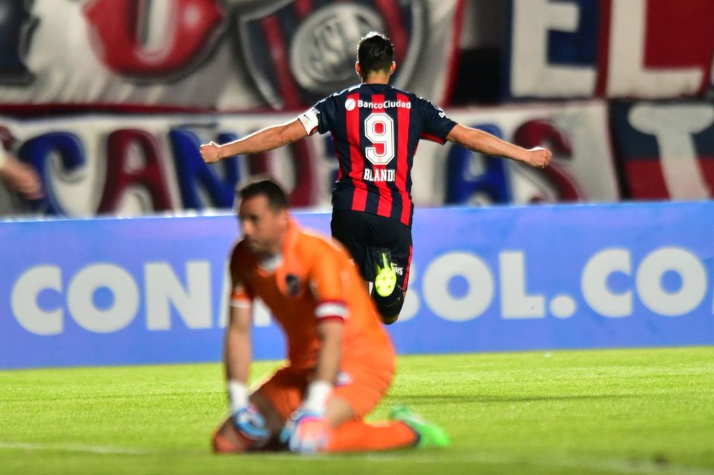 <br /> <strong>Foto:</strong> @SanLorenzo