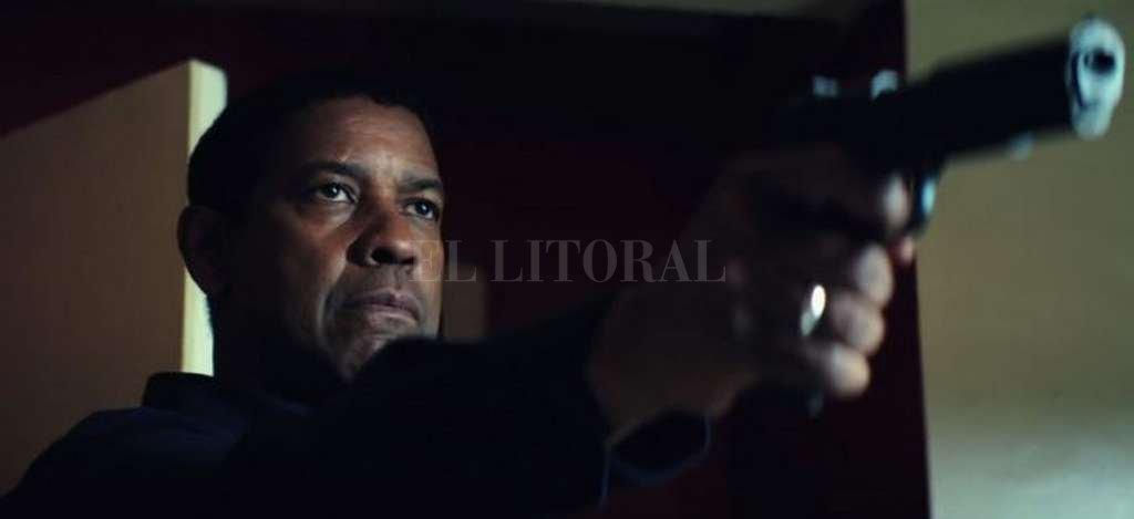 Denzel Washington vuelve a ponerse en la piel de Robert McCall, quien debe buscar a una ex agente de la CIA desaparecida. <strong>Foto:</strong> Gentileza Sony Pictures