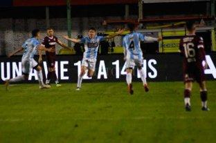 Atlético Rafaela sorprendió a Lanús y lo eliminó de la Copa Argentina