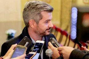 """Marcos Peña: """"hay justicia a partir de denuncias muy concretas de corrupción"""""""