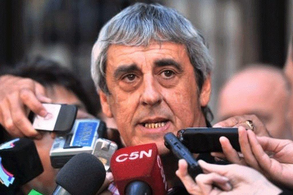 Sergio Romero. <strong>Foto:</strong> Prensa UDA