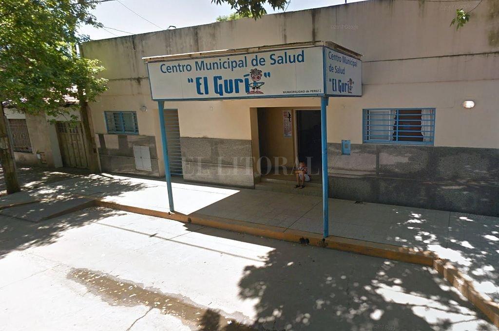 Centro de salud donde fue atendido el menor. <strong>Foto:</strong> Captura digital Google Maps Street View