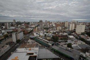 El SMN advierte por fuertes vientos y probables lluvias para la ciudad