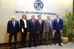 La Bolsa de Comercio de Rosario manifestó su rechazo a la decisión del gobierno sobre retenciones