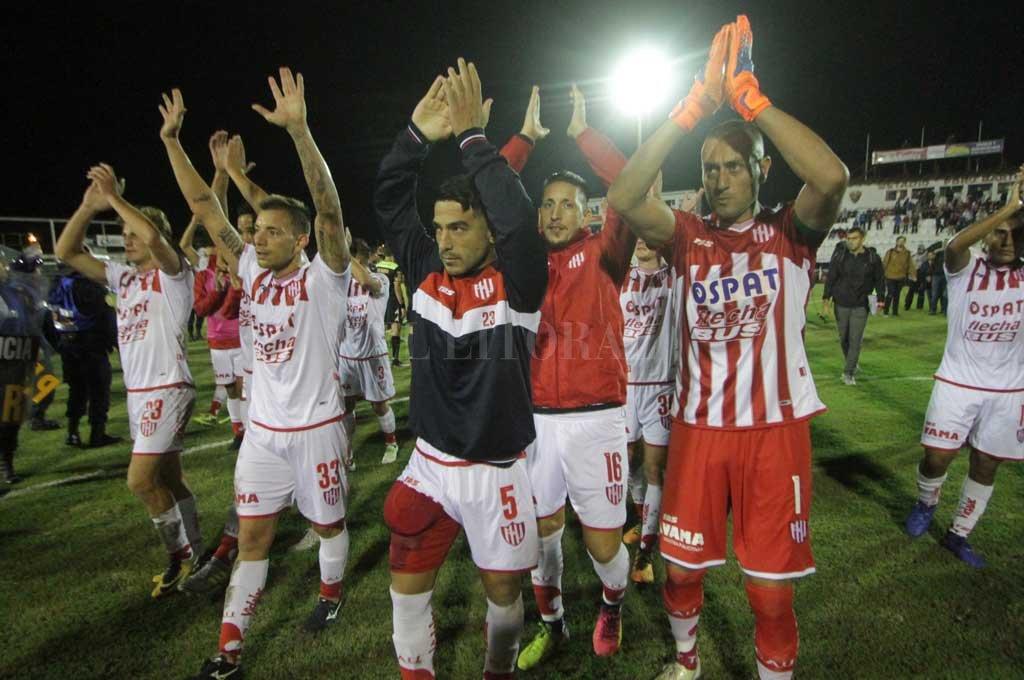 Unión viene de ganarle a Juventud Unida de Gualeguaychú Crédito: Pablo Aguirre
