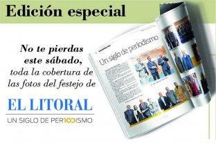 Los 100 años de El Litoral, en una edición especial de Revista Nosotros
