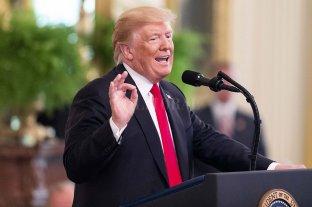 """Donald Trump:""""Irán nunca ganó una guerra, pero nunca perdió una negociación"""""""