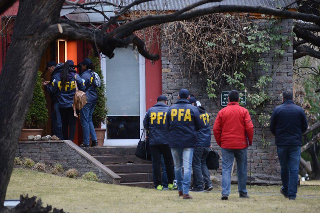 Es la tercera y última propiedad de la ex presidente. Su departamento de Recoleta y su casa de Río Gallegos ya fueron investigadas Crédito: Internet