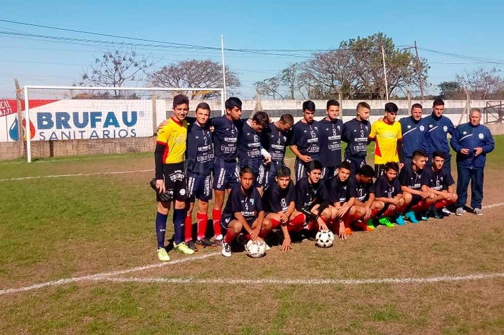<strong>Foto:</strong> Gentileza Prensa Liga Santafesina de Fútbol