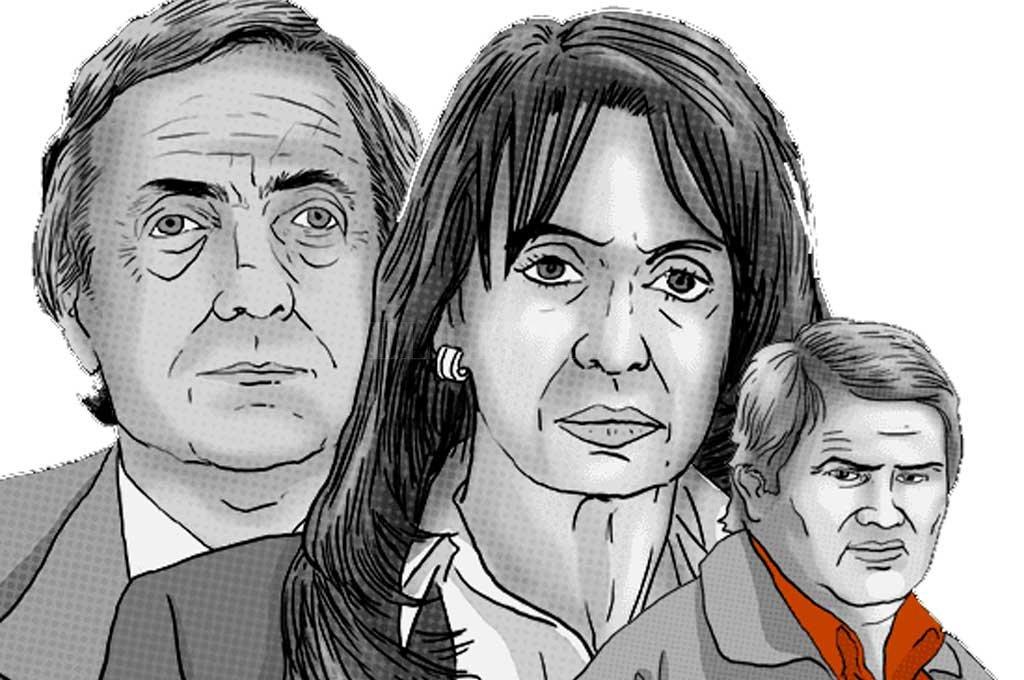 Daniel Muñoz, ex secretario de Néstor Kirchner fue nombrado en la investigación Panama Papers Crédito: Archivo El Litoral