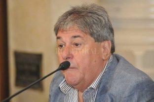 Rubeo invitó al gobernador a presenciar el debate del próximo miércoles