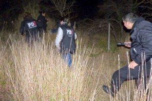Hallaron restos óseos y prendas  idénticas a las de Rosalía Jara