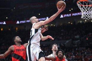 Los mejores momentos de Manu Ginóbili en la NBA